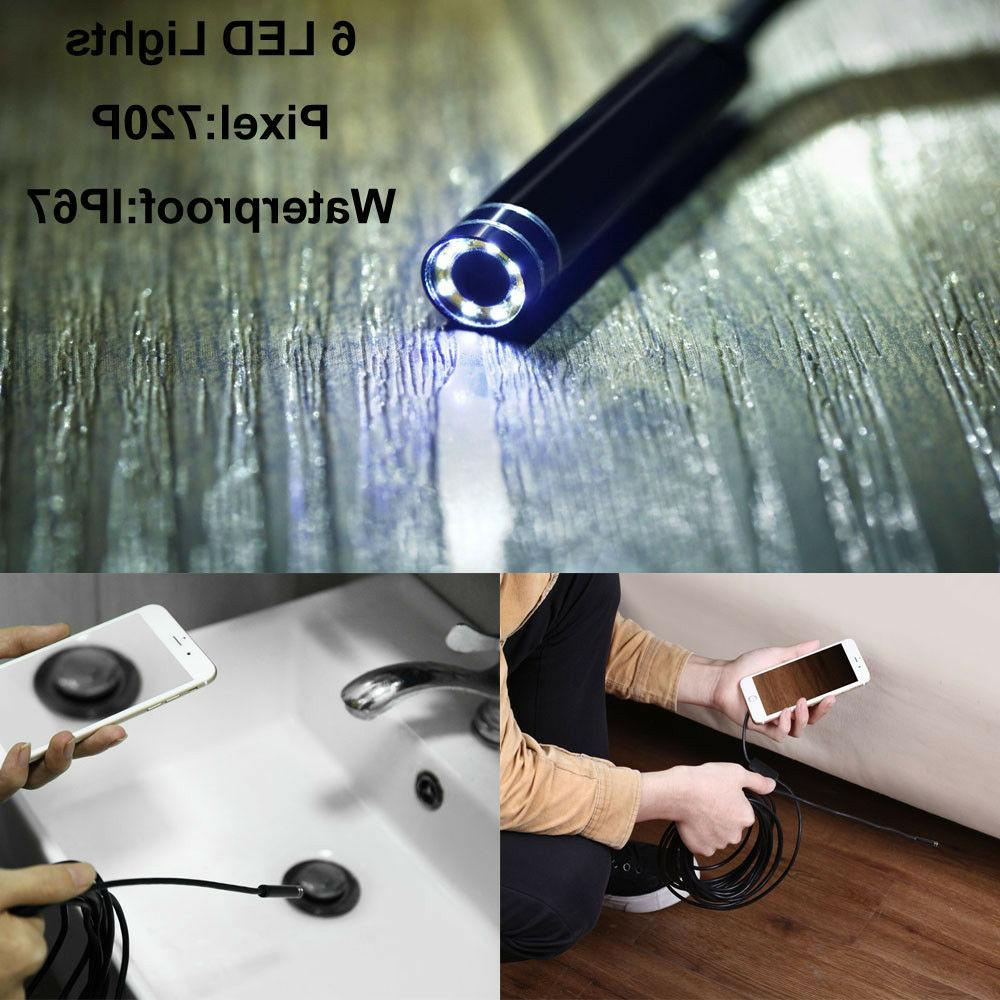 Wireless WIFI Endoscope For US