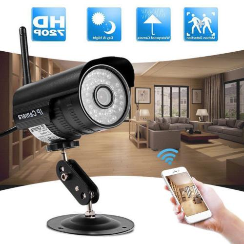 Wireless Outdoor IR-Cut IP Security Camera Wifi