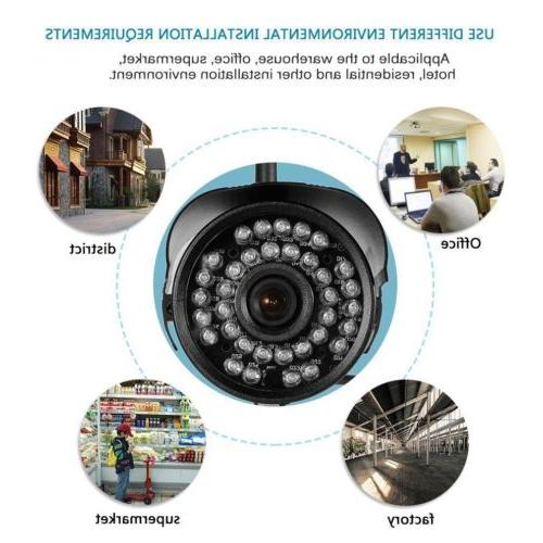 Wireless Outdoor IR-Cut IP Camera