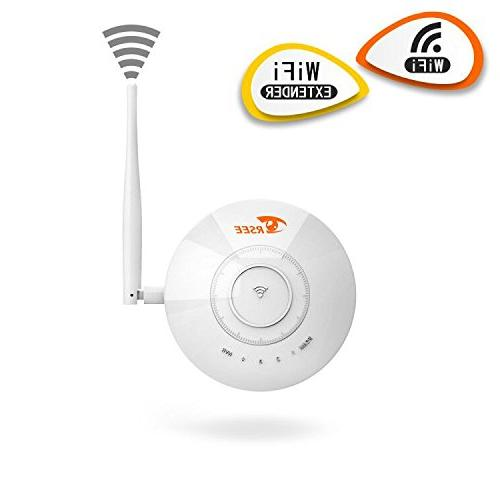 wireless repeater connection wifi
