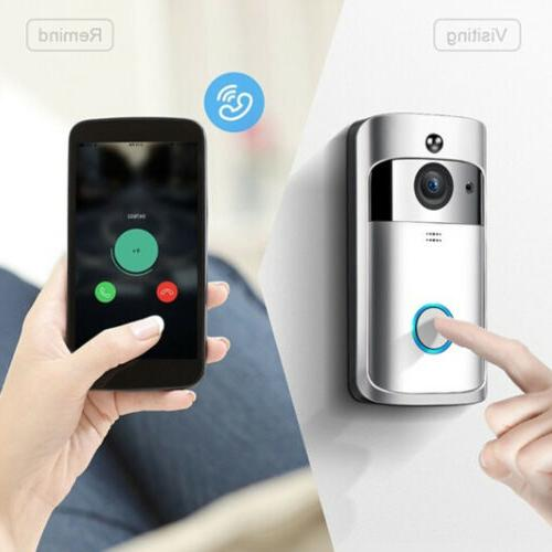 Wireless IR HD Smart Waterproof Security