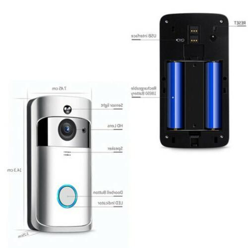 Wireless WiFi Smart Waterproof New