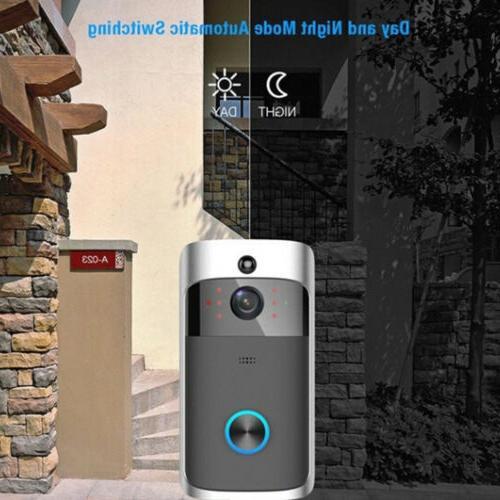 Wireless WiFi Door IR Smart New