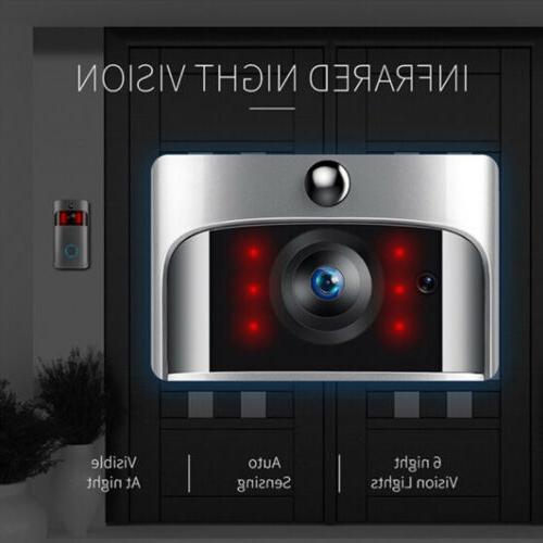 Wireless WiFi Door IR Smart Waterproof Security System New