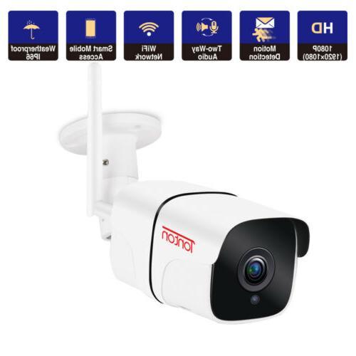 wireless wifi ip camera 1080p outdoor security