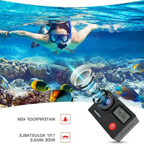 WIFI Action Camera 1080P Touch Screen