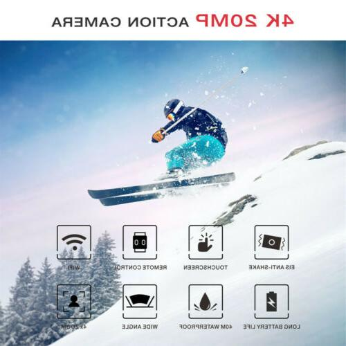 WIFI Action Camera 1080P