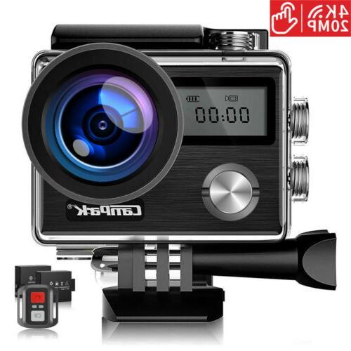 wifi action camera 1080p 4k uhd sport