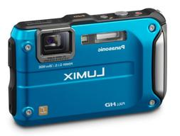 Panasonic Lumix DMC-TS3 12.1 MP Rugged/Waterproof Digital Ca