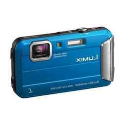 Panasonic Lumix DMC-TS30 Digital Point  Shoot Camera, Blue #
