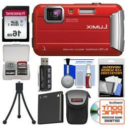 Panasonic Lumix DMC-TS30 Tough Shock & Waterproof Digital Ca