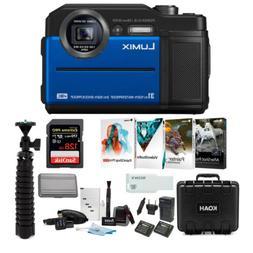 Panasonic LUMIX TS7 Waterproof Tough Digital Camera  Ultimat