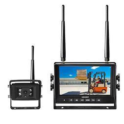 Haloview MC7101 Digital Wireless Backup Camera System Kit 7'