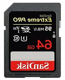 SanDisk 64GB Extreme Pro Memory Card works with Olympus TG-5