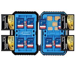 memory card collection case