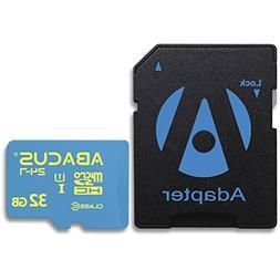 Abacus24-7 32GB microSD Memory Card  for Alcatel Fierce 4, P