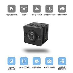 Mini Hidden Camera – Spy Camera FULL HD 1080p x 1920p –