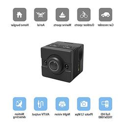 Full HD Mini Hidden Spy Camera, Hidden Camera 1080p x 1920p,