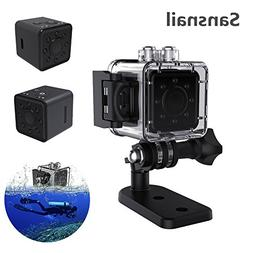 Mini Camera WiFi Sansnail SQ13 Mini cam 1080P HD Video Camer