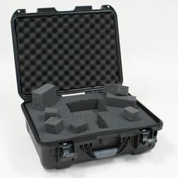 Nanuk 930 Waterproof Hard Case with Foam Insert - Black