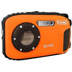 Coleman 20.0 MP/HD Waterproof Digital Camera-Orange