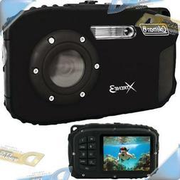 NEW COLEMAN 20MP Waterproof 1080p HD Video Digital Camera 8x