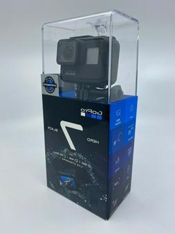 New & Sealed GoPro HERO7 Black 12 MP Waterproof 4K Camera To