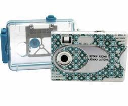 NEW Vivitar AquaShot Underwater Digital Camera  640x480 Reso