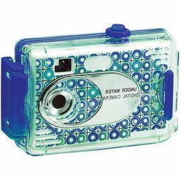 ***NEW*** Vivitar AquaShot Underwater Digital Camera 26693 R