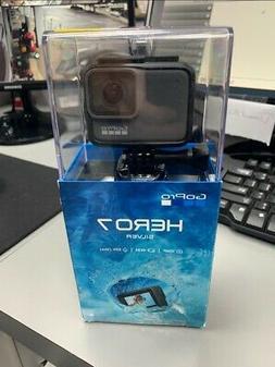GoPro HERO 7 Silver Waterproof Video Camera and Accessories