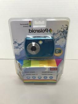 New Polaroid isO48 16MP Waterproof Digital Camera, Teal