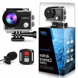 NEW SEALED - 4K 16MP Action Camera Underwater Cam WiFi Remot