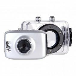 NEW Vivitar DVR783HD HD Waterproof Action Video Camera Camco
