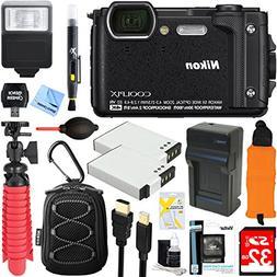 Nikon COOLPIX W300 16MP 4k Ultra HD Waterproof Digital Camer