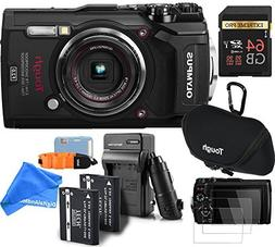 Olympus TG-5 Waterproof ALL YOU NEED RUGGED Digital Camera B
