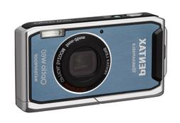 Pentax Optio W60 Waterproof 10MP Digital Camera with 5x Wide