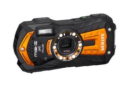 Pentax Optio WG-2 GPS Orange Adventure Series 16 MP Waterpro