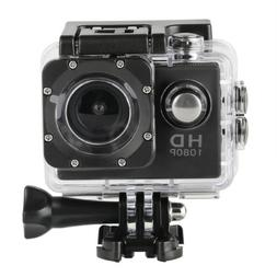 Outdoor Sports Camera 1080P 2inch LCD Waterproof Sports Phot