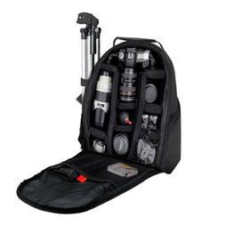 PRO Camera Backpack Bag for Canon Nikon Sony DSLR & Mirror L