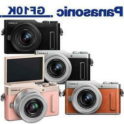 Panasonic LUMIX Digital Mirrorless Camera DC-GF10K+12-32mm E
