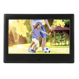 DBPOWER HD Digital Photo Frame IPS LCD Screen with Auto-Rota