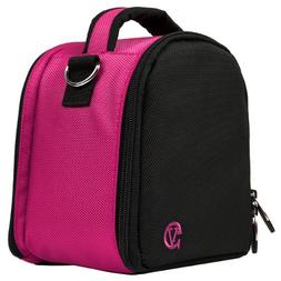 Pink Camera case for SVP Aqua 5500 Aqua 5800 18 MP Dual Scre