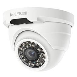HOSAFE POE Camera Outdoor 1080P with Audio, Home Security Su