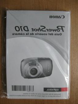 powershot d10 12 1 mp waterproof digital