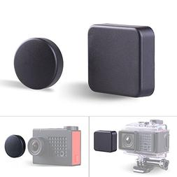 Andoer Protective Lens Cap Cover Housing Protector Kit for G