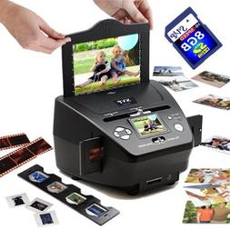 SVP PS9700 Black3-in-1 Digital Photo/Negative Films/Slides S