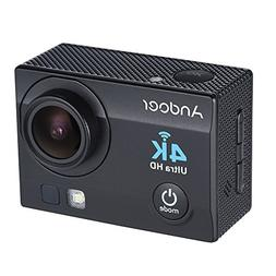 Andoer Q3H-R WiFi 4K 1080P 30fps 16MP Full HD 170° Wide-Ang