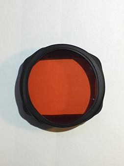 Red Filter Underwater Color Correction Press On for Sony FDR