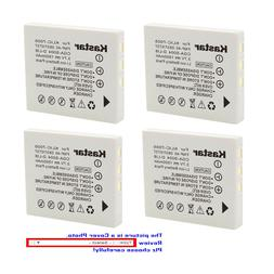 Kastar Replacement Battery for Pentax D-Li8 & Optio T20 Opti