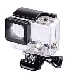 Suptig Replacement Waterproof Case Protective Housing for Go